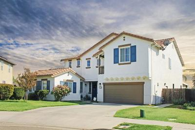 Tulare CA Single Family Home For Sale: $450,000
