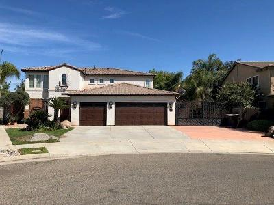 Tulare Single Family Home For Sale: 1768 Maduro Court