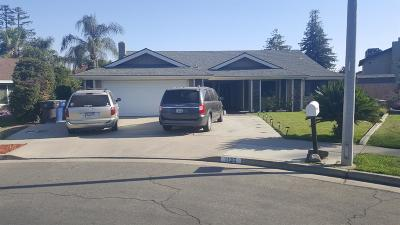 Tulare Single Family Home For Sale: 1130 N Heritage Court