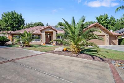 Visalia Single Family Home For Sale: 6037 W Cherry Court