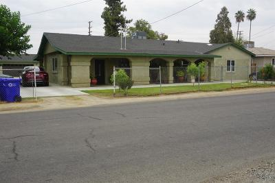 Porterville Single Family Home For Sale: 544 Union Avenue