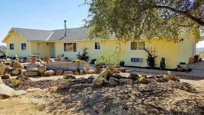 Clovis Single Family Home For Sale: 24620 Auberry Road