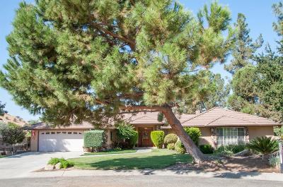 Springville Single Family Home For Sale: 32233 Fairway Drive