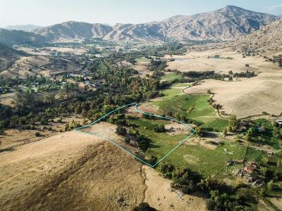 Tulare County Residential Lots & Land For Sale: Globe Drive