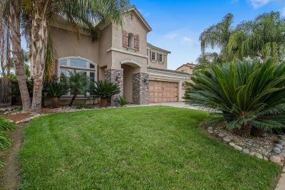 Visalia Single Family Home For Sale: 3913 E Cambridge Avenue
