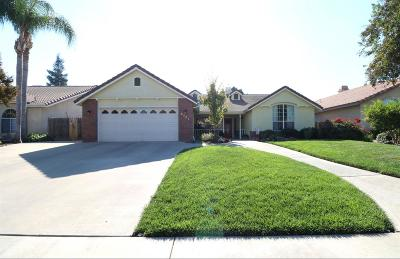 Visalia Single Family Home For Sale: 4731 W Monte Verde Court