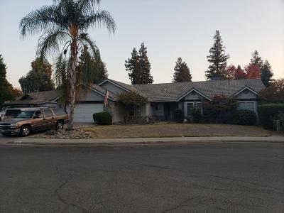 Visalia Single Family Home For Sale: 2341 E Four Creeks Court