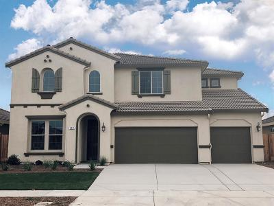 Tulare CA Single Family Home For Sale: $401,986