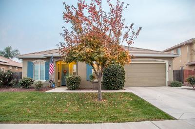 Lemoore Single Family Home For Sale: 1019 Fallen Leaf Drive