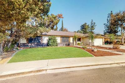 Hanford Single Family Home For Sale: 160 E Willow Street