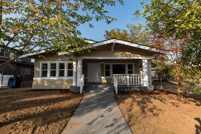 Fresno Single Family Home For Sale: 621 E Mildreda Avenue