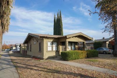 Exeter Single Family Home For Sale: 201 S D Street