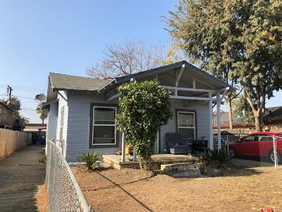 Porterville Multi Family Home For Sale: 155 N F Street #A,B,C