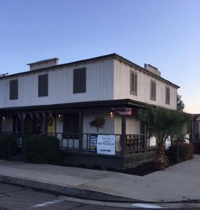 Porterville CA Commercial For Sale: $200,000