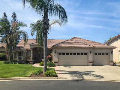 Tulare Single Family Home For Sale: 2459 Presidential Drive