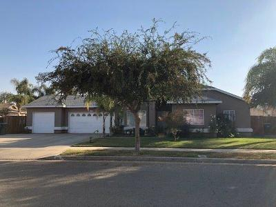 Farmersville Single Family Home For Sale: 801 W Teddy