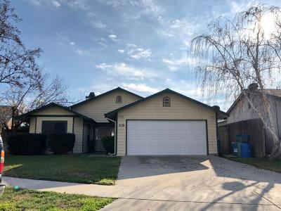 Tulare Single Family Home For Sale: 1221 Olema Circle