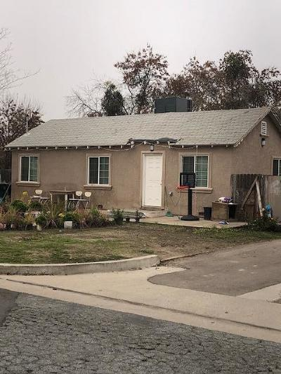 Tulare Multi Family Home For Sale: 111 W Maple Avenue