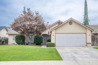 Visalia Single Family Home For Sale: 2127 S Johnson Court