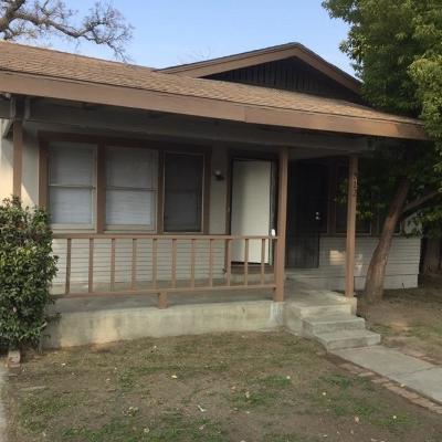 Visalia Single Family Home For Sale: 312 NE First Avenue