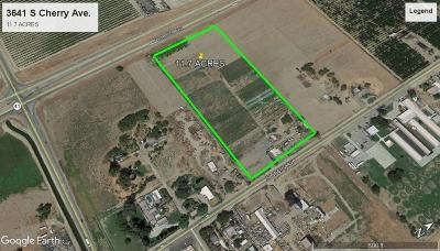 Fresno Residential Lots & Land For Sale: 3641 S Cherry Avenue