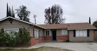 Visalia Single Family Home For Sale: 2425 W Princeton Avenue