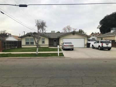 Tulare Single Family Home For Sale: 520 W Kern Avenue