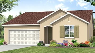 Visalia Single Family Home For Sale: 2048 N Hall Court