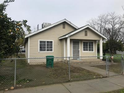 Tulare County Single Family Home For Sale: 371 S Main Street