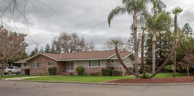 Tulare Single Family Home For Sale: 1112 Encino Court