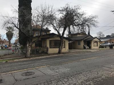 Porterville Multi Family Home For Sale: 510 N Sunnyside Street