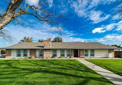 Hanford Single Family Home For Sale: 1895 Kings Road