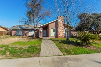 Hanford Single Family Home For Sale: 1935 Rodgers Road