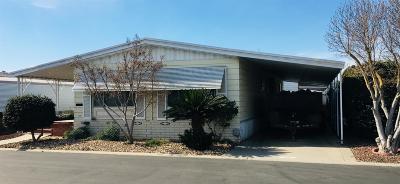 Visalia Single Family Home For Sale: 2627 W Midvalley Avenue #119