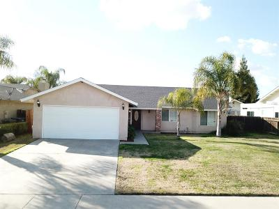 Tulare Single Family Home For Sale: 1227 N Tealwood Street