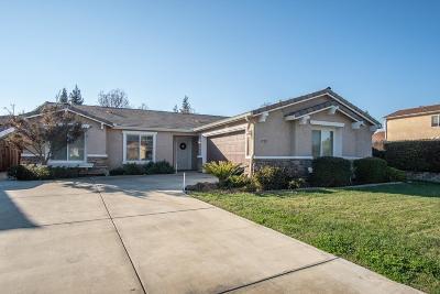 Visalia Single Family Home For Sale: 1723 S Grand Street