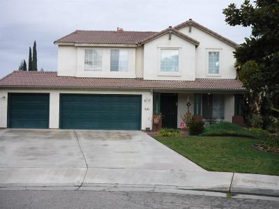 Porterville Single Family Home For Sale: 2142 W Cheryll Court