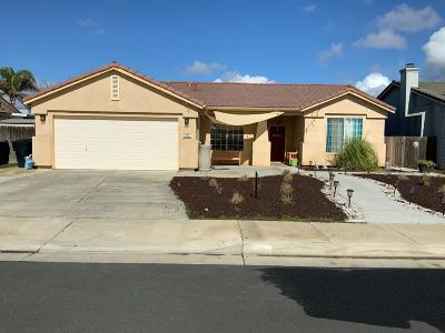 Hanford Single Family Home For Sale: 1128 W Orange Street