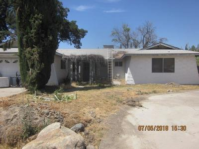 Visalia Single Family Home For Sale: 3500 W College Avenue