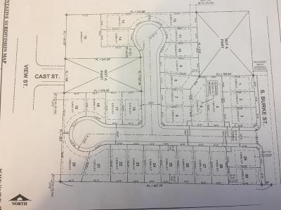 Visalia Residential Lots & Land For Sale: 2705 S Burke Street