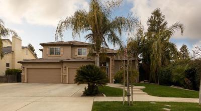 Visalia Single Family Home For Sale: 5702 W Buena Vista Avenue