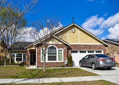 Tulare Single Family Home For Sale: 2368 Tuolumne Avenue