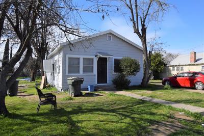 Visalia Multi Family Home For Sale: 931 Leslie Street