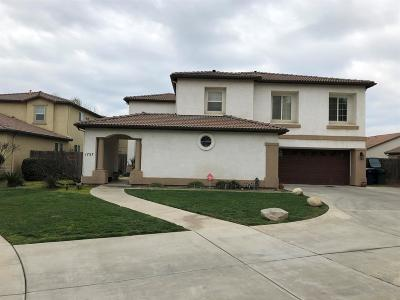 Tulare Single Family Home For Sale: 1757 Bettinelli Court