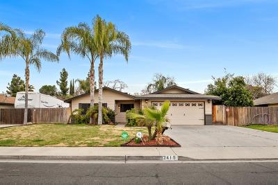 Visalia Single Family Home For Sale: 2416 S Garden Street