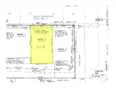 Visalia Residential Lots & Land For Sale: 1430 S Sowell Street