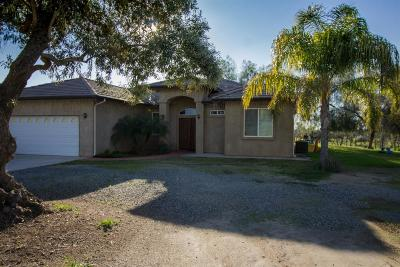 Porterville Single Family Home For Sale: 803 E Worth Ave #a Avenue