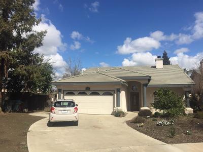 Visalia Single Family Home For Sale: 1420 E La Vida