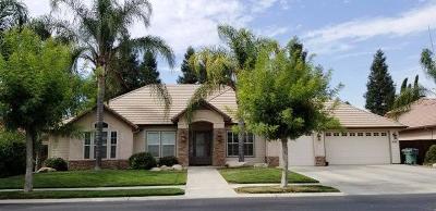 Visalia Single Family Home For Sale: 4722 W Vine Avenue