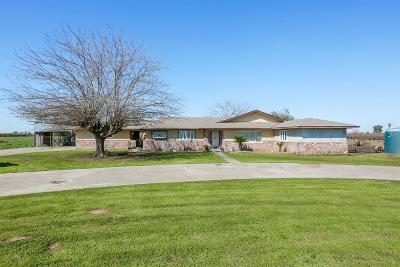 Dinuba Single Family Home For Sale: 39087 Rd 96